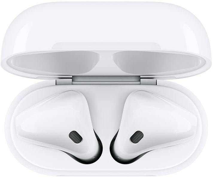 Беспроводные наушники с микрофоном Apple AirPods (2019)